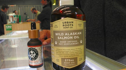 Some CBD pet products found to not contain ingredient, researchers find
