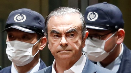 TIMELINE: Key dates in the Ghosn affair, from arrest to flight