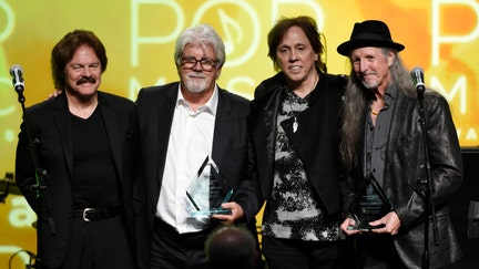 The Doobie Brothers, Whitney Houston, inducted into Rock and Roll Hall of Fame