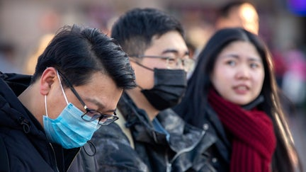 Chinese confirms coronavirus outbreak can spread like wildfire from infected people