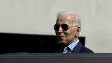 Joe Biden hits New York City to rake in campaign funding
