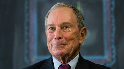 Michael Bloomberg is investing in getting rid of President Trump