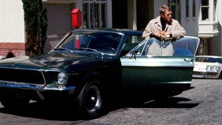 "Original Steve McQueen ""Bullitt"" Mustang may fetch record-breaking price"