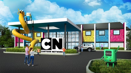 Cartoon Network Hotel opens in Pennsylvania — Here's how much it costs to stay there