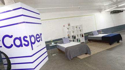 Online mattress retailer Casper Sleep files for U.S. IPO