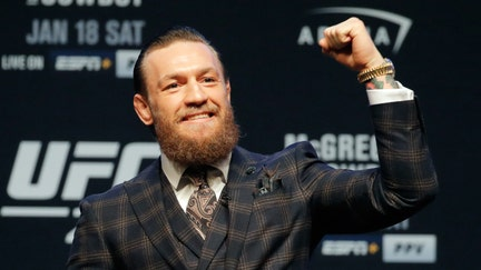 Conor McGregor expects big payout on Saturday's UFC return