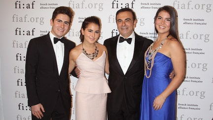 Carlos Ghosn's American family: Who's who?