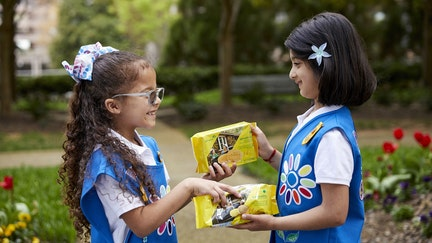 Girl Scouts turning heads with 'empowering' new cookie