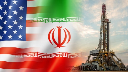 Oil prices surrender boost from US-Iran tension