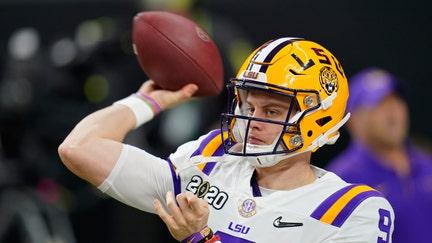 LSU quarterback Joe Burrow set for big NFL payday: Here's how much