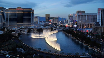 NFL Draft in Las Vegas to feature Bellagio fountains, Strip shutdown