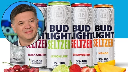Anheuser-Busch banks on hard seltzer as beer drinking declines