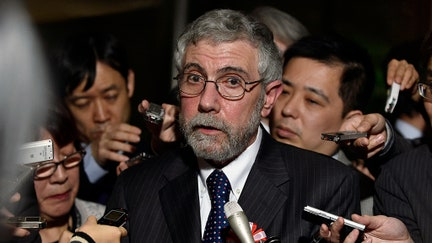 Nobel Laureate Paul Krugman slammed after falling for alleged cyber attack