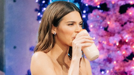 Kendall Jenner drinks NewAge Beverages?