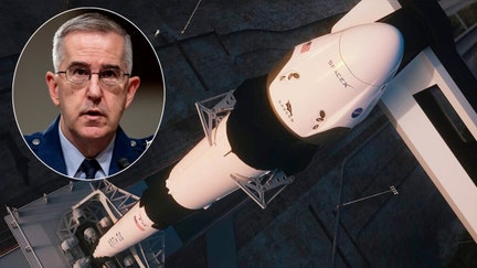 Pentagon No. 2 praises SpaceX for learning from 'spectacular failures'