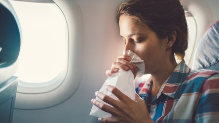 Coronavirus, flu and other illnesses: How to stay healthy while flying