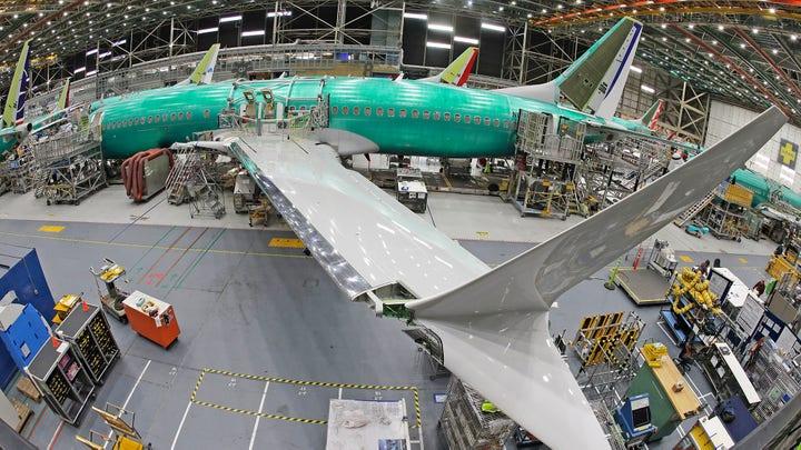 Ryanair offers Boeing glimmer of hope in 737 Max nightmare