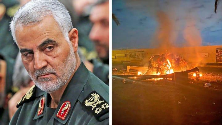 Stocks drop, oil jumps after Trump orders strike killing top Iranian general
