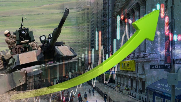 Defense stocks surge after Iranian missile attack on US forces