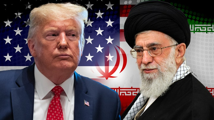 Trump slams Iran with new sanctions