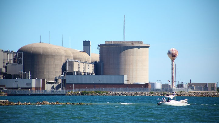Nuclear power plant tries to walk back emergency alert warning of 'incident'
