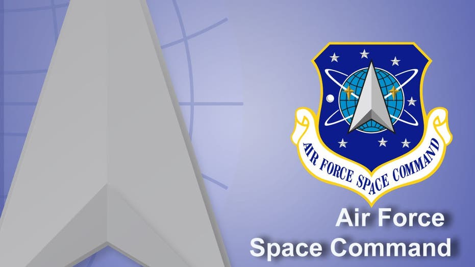 Trump unveils Space Force logo