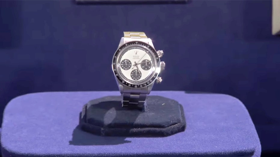 Antiques Roadshow\u0027 guest floored by value of old Rolex watch