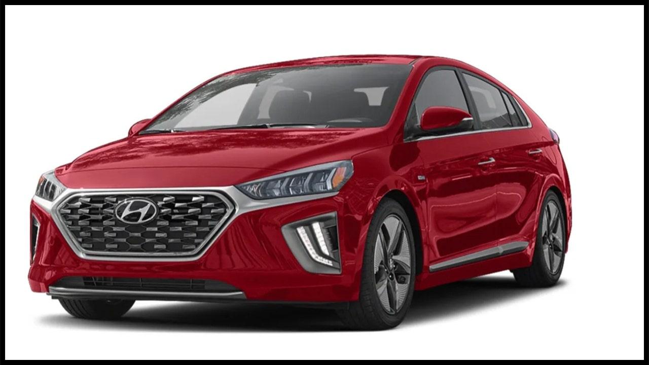 Top 5 most fuel-efficient cars of 2020