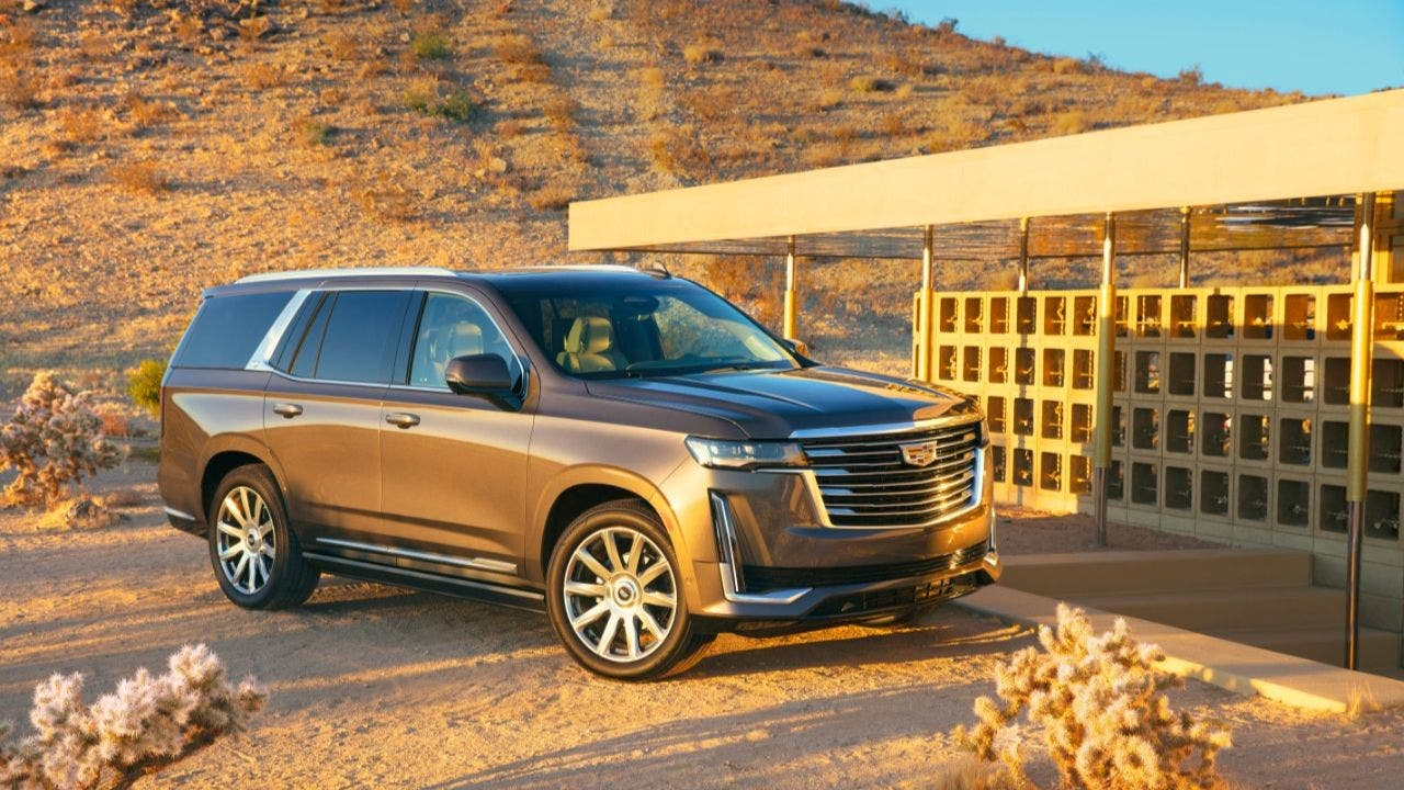 The average Cadillac Escalade is selling for over $102,000, report says