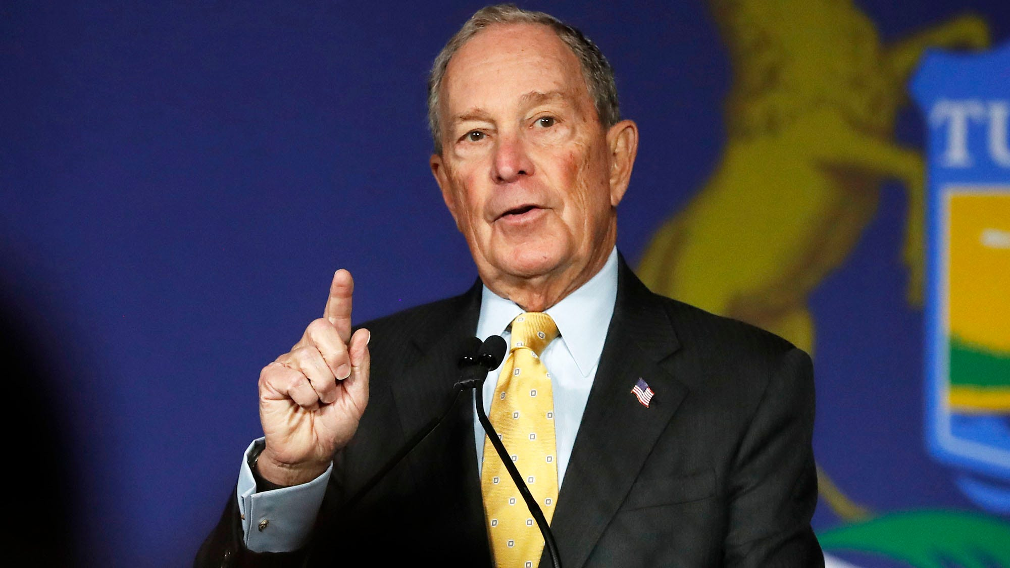 Bloomberg unveils Social Security, retirement plan