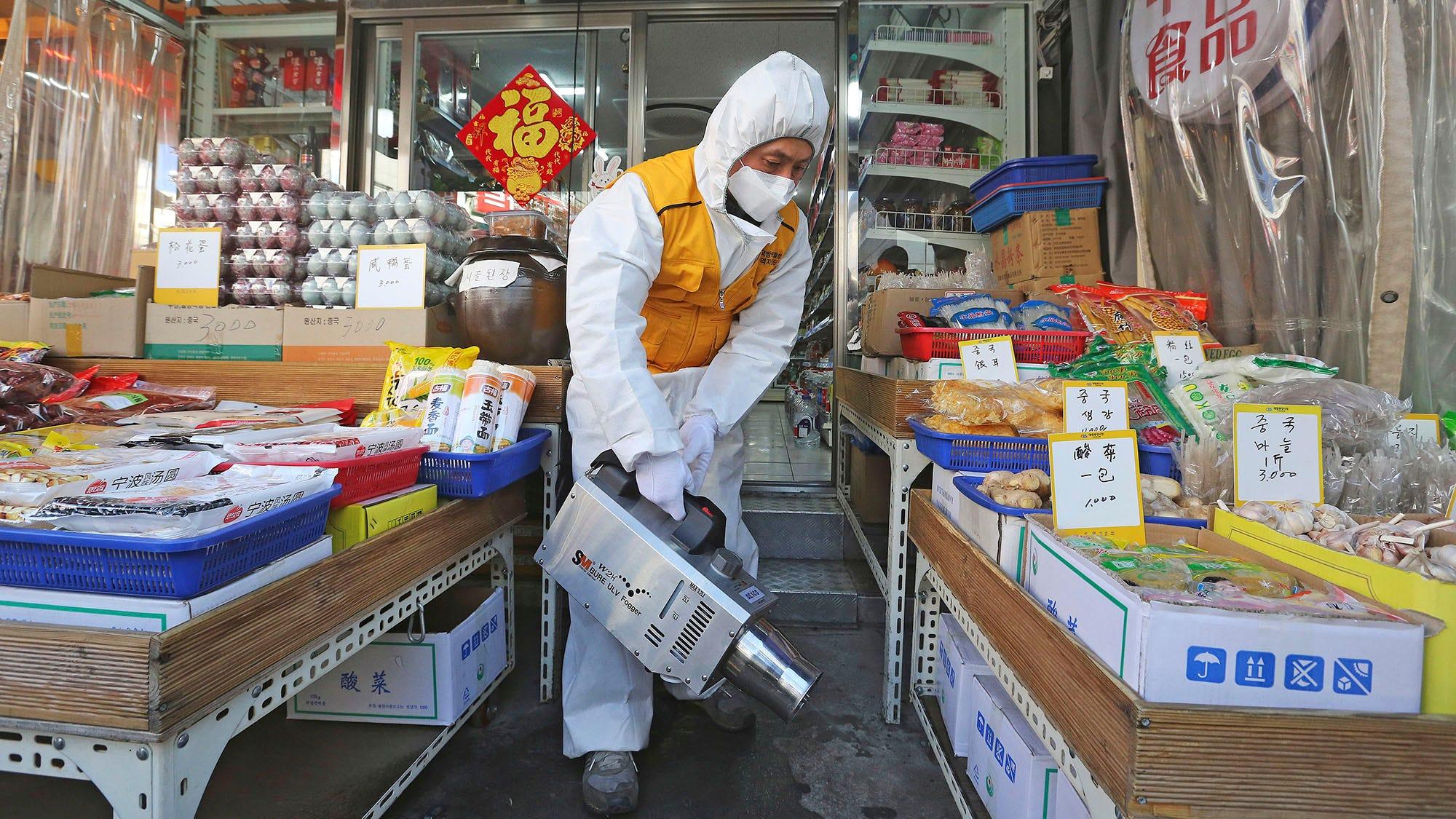 Coronavirus may ravage technology supply chains