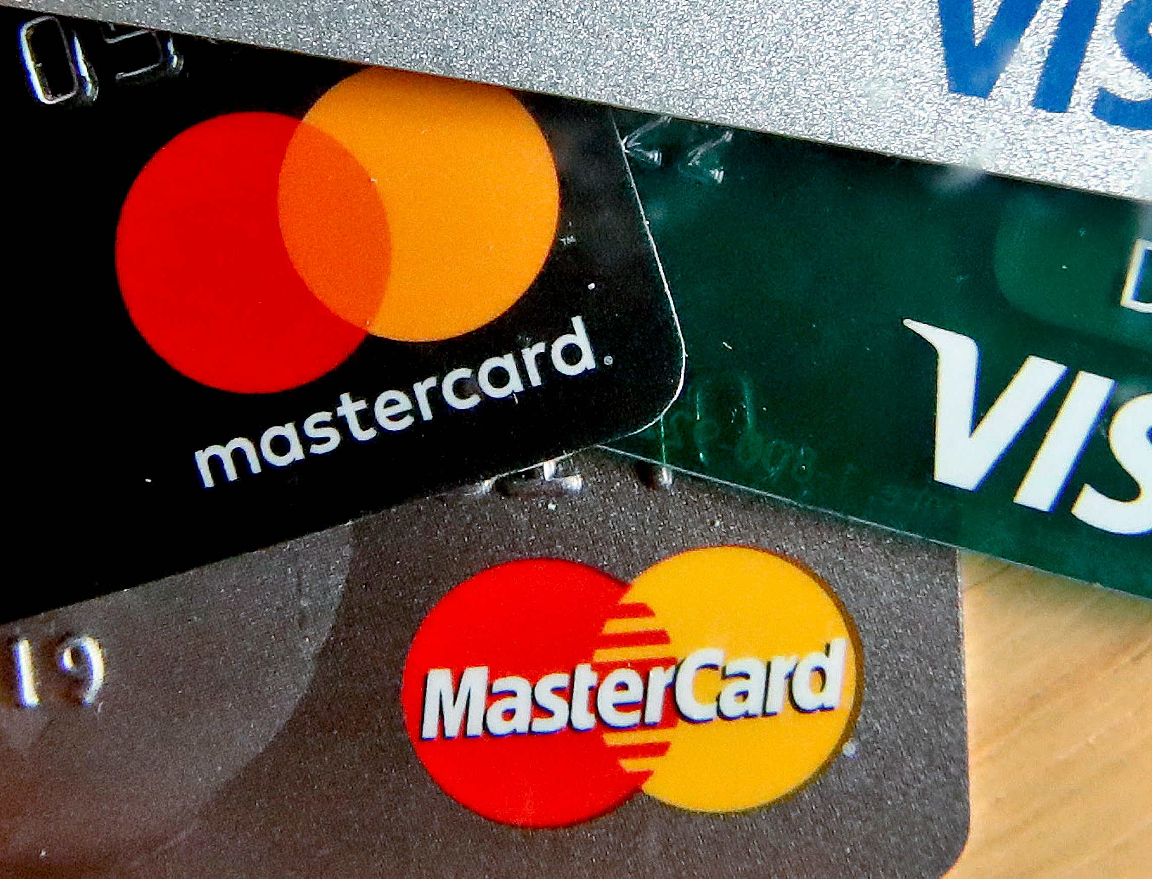 Visa, Mastercard would perhaps well well also elevate swipe bills on many merchants: sources thumbnail
