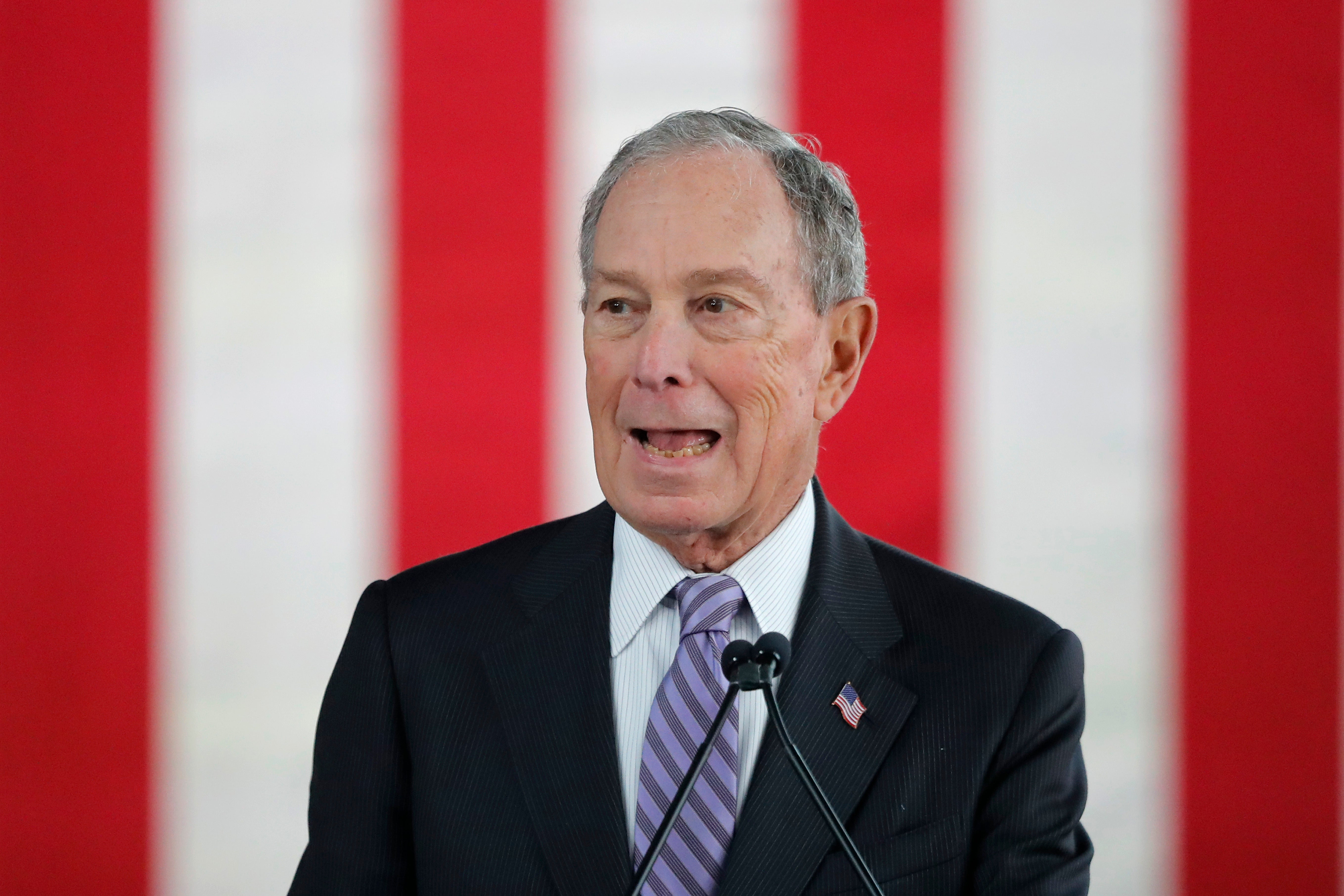 Bloomberg rolls out $700B plan for tuition-free college,...