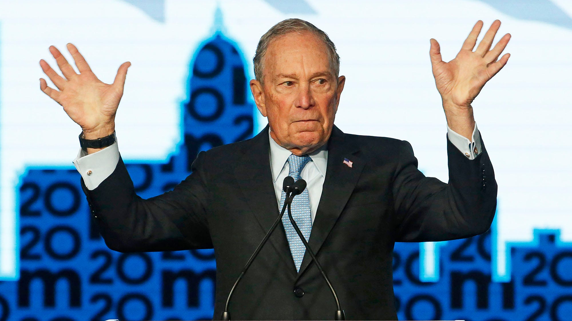 Bloomberg plotting to block Sanders nomination with brokered...