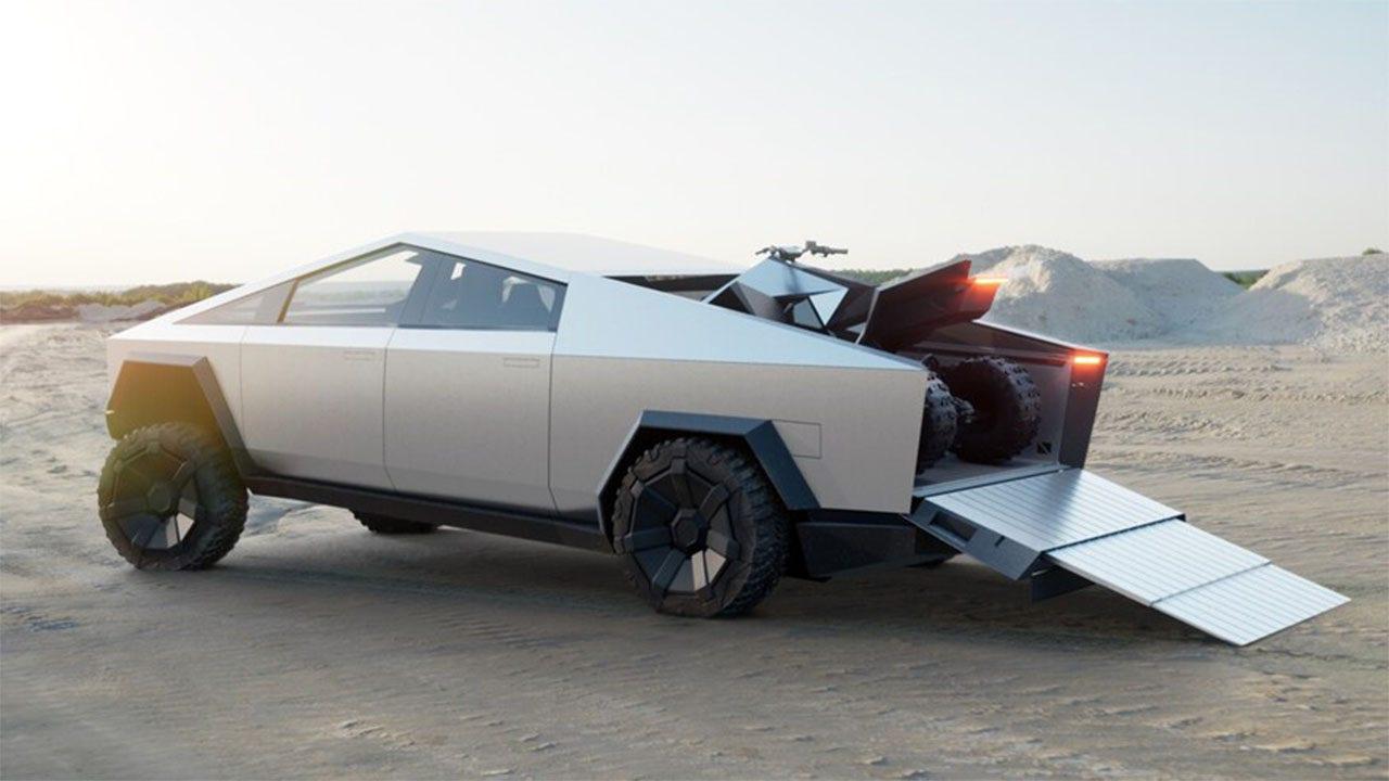 Tesla Cybertruck pre-orders top 535K, unofficial tally says