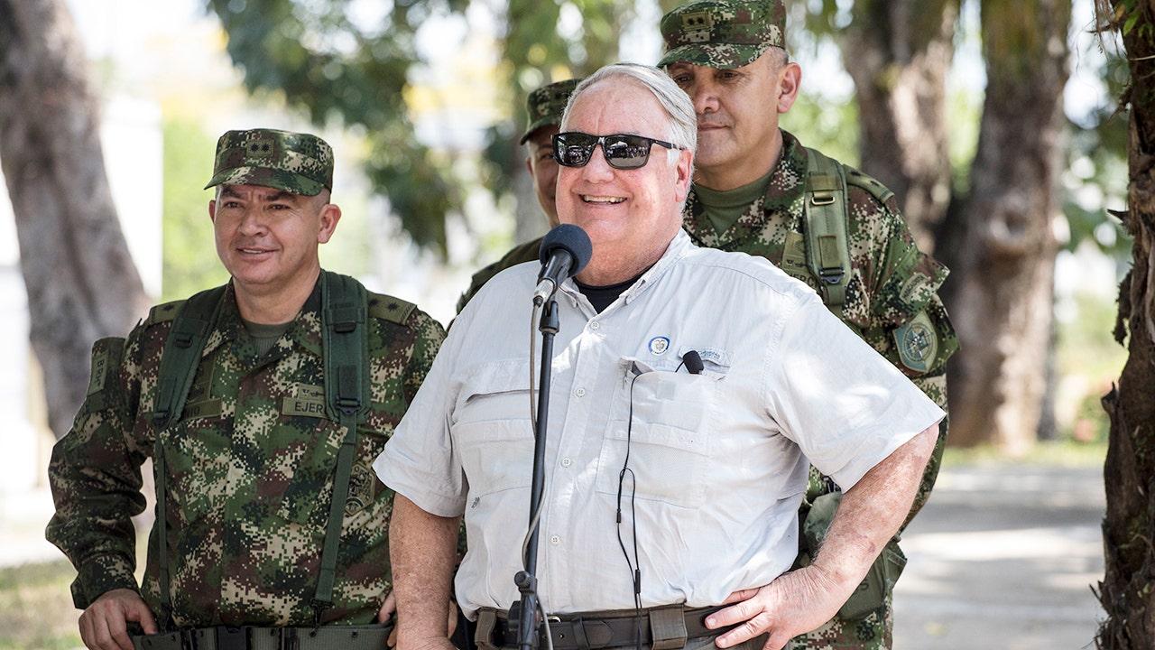 Warren Buffett's son pledges $200M to fight Columbia's drug war