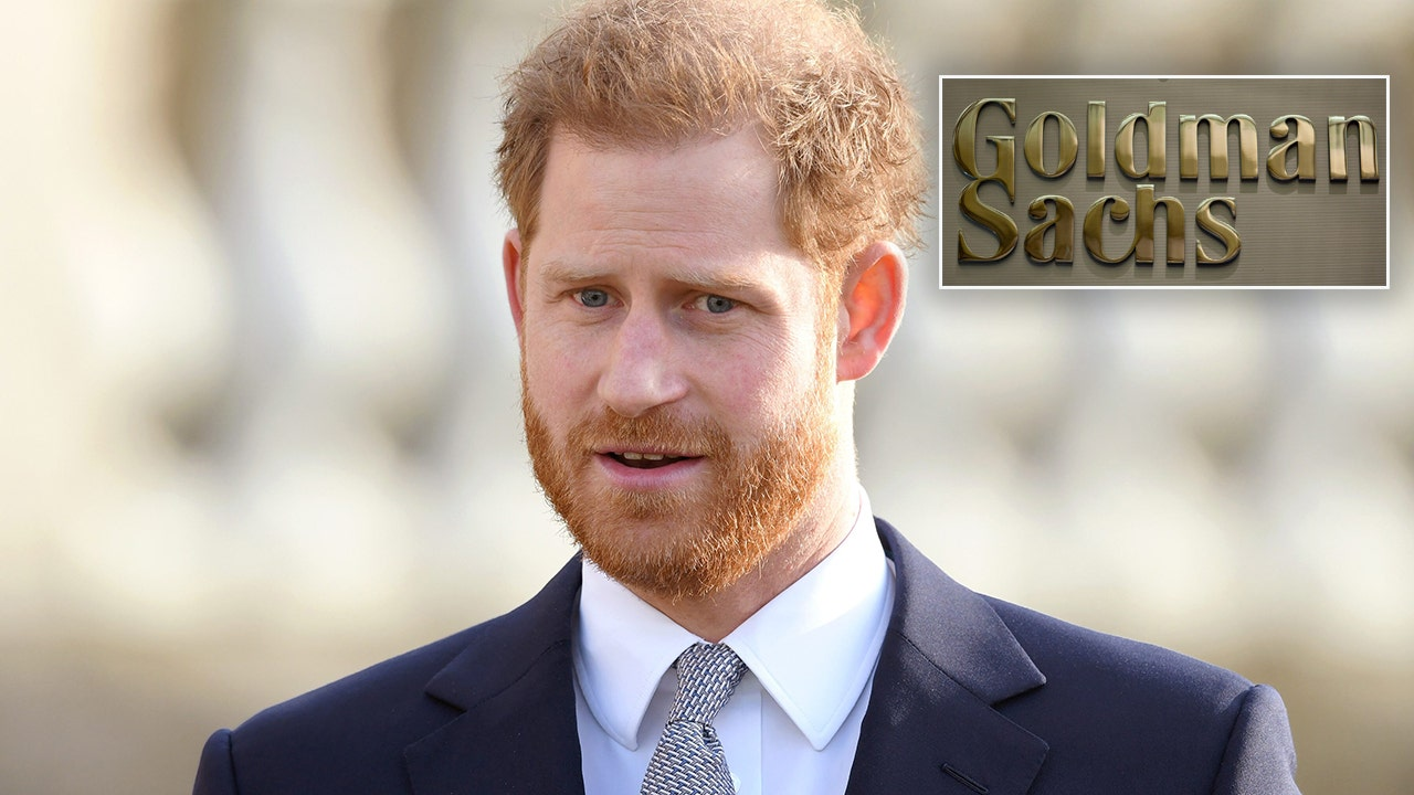 Are Prince Harry and Goldman Sachs getting cozy?