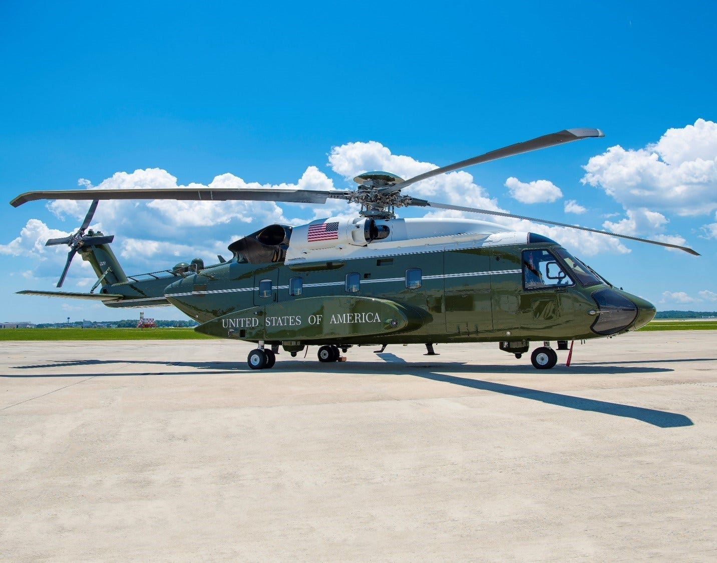 Lockheed Martin gets second contract for Presidential Helicopters