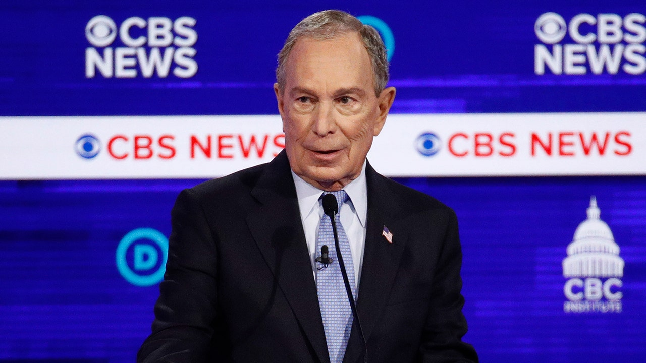 Michael Bloomberg's net worth takes multibillion dollar hit