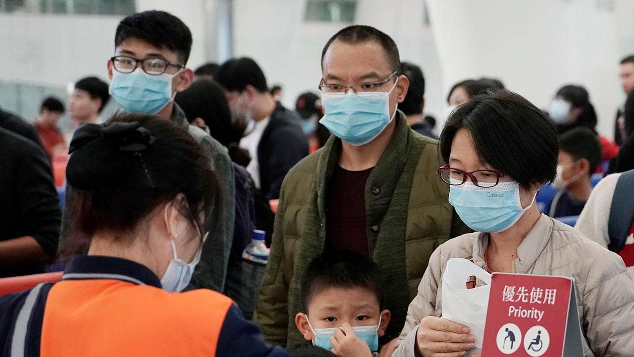 Coronavirus fears drive Americans to stockpile groceries, medication