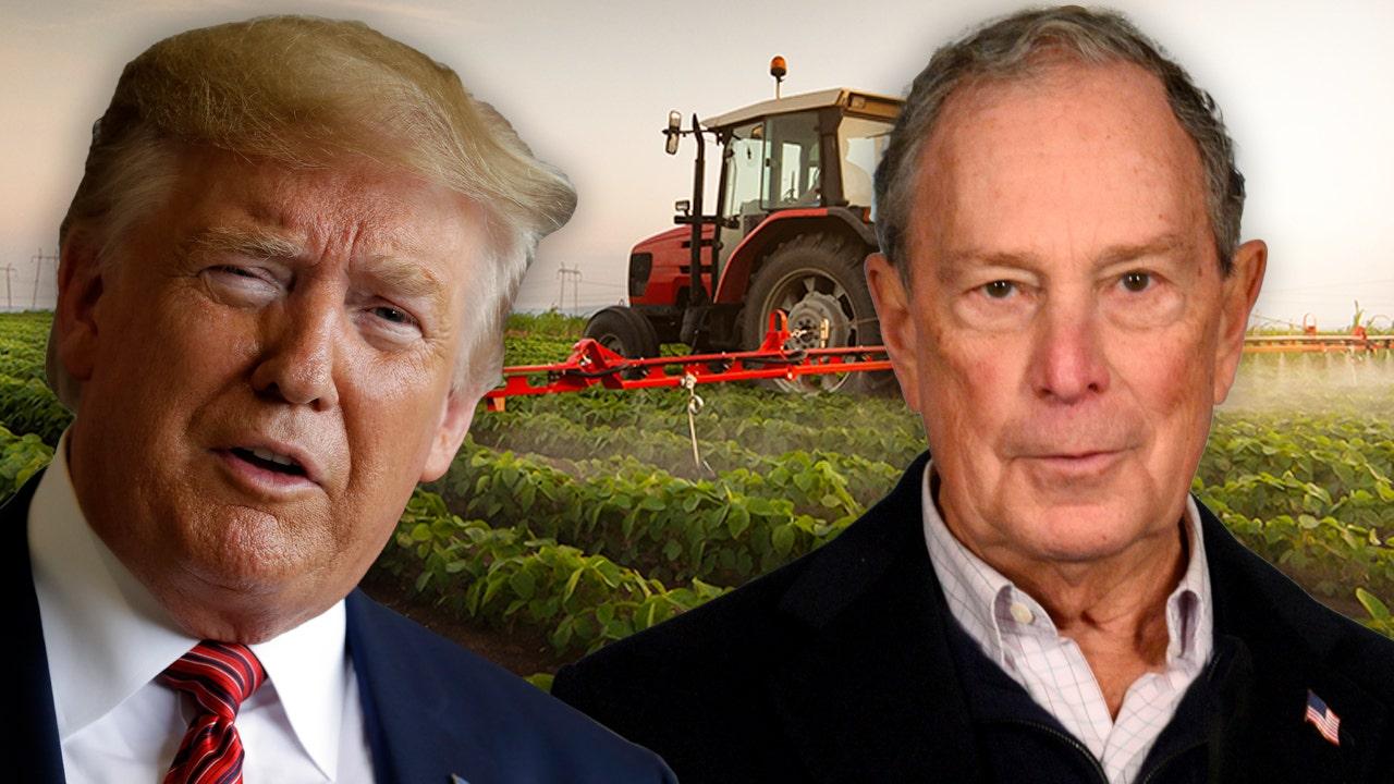 Trump, Bloomberg sharpen attacks after 2020 Democrats farmer...