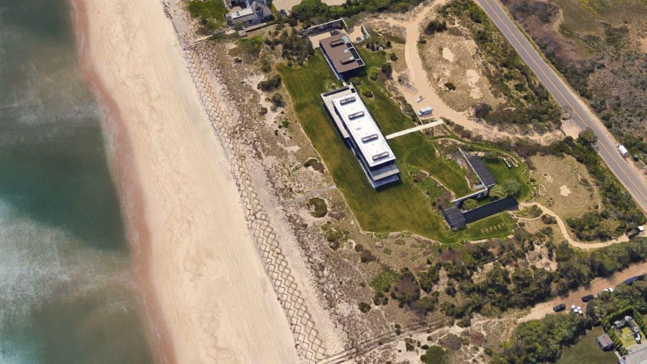 Calvin Klein Selling Hamptons Beach House To Billionaire Ken Griffin Report Fox Business