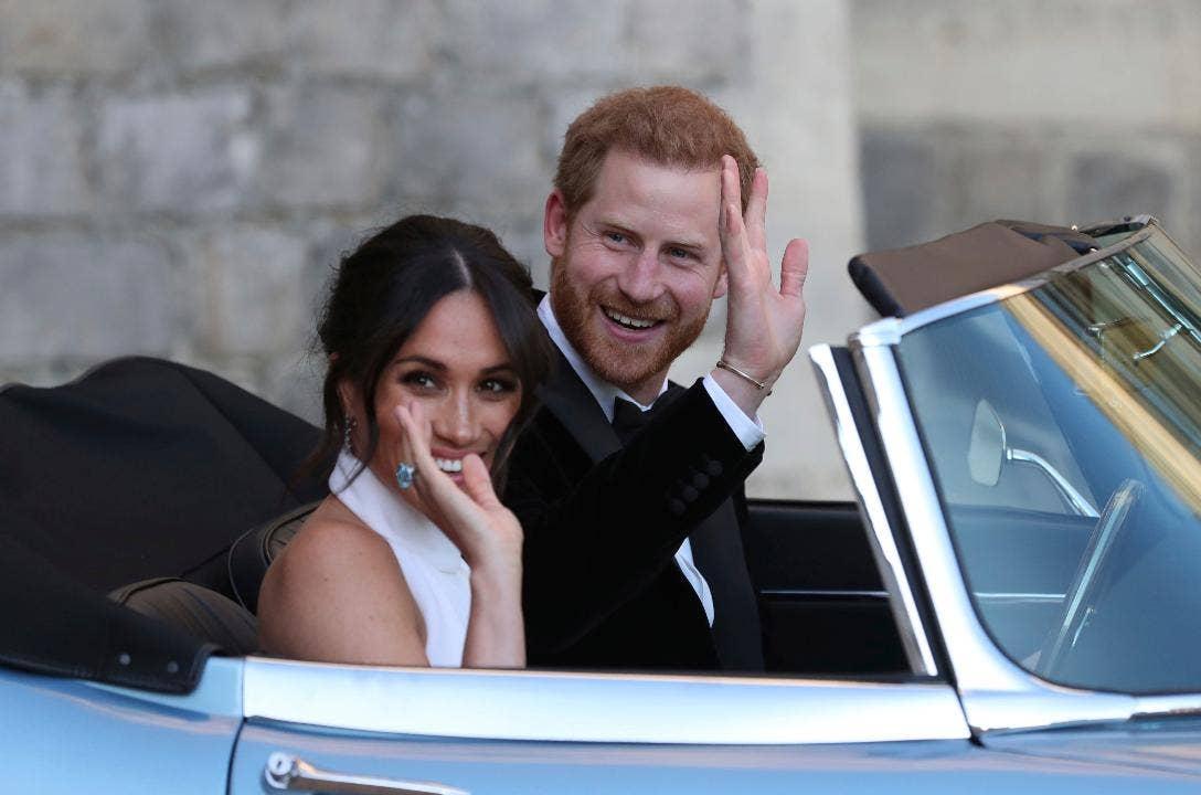 Meghan Markle and Prince Harry fire all UK staff and shut Buckingham Palace office
