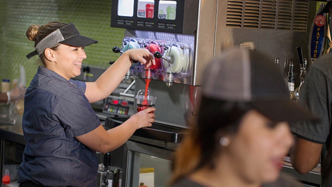 What are the highest paying fast food jobs?