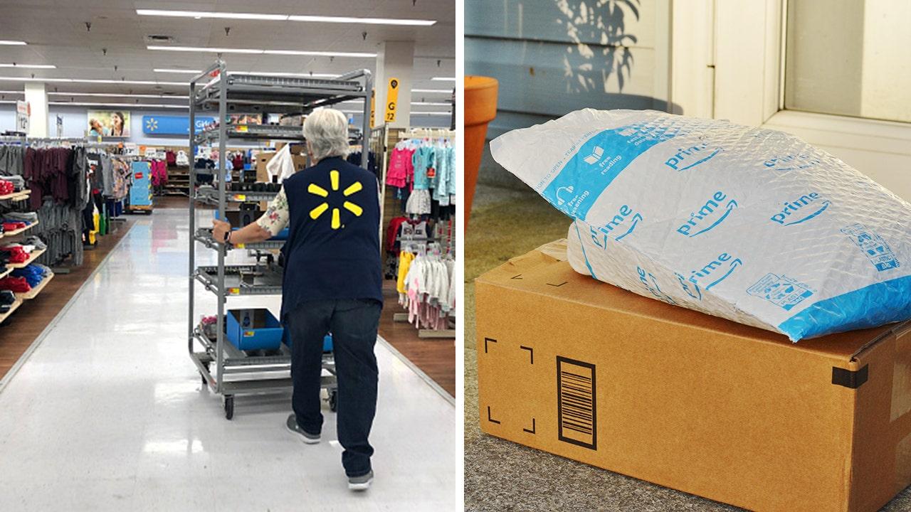 Walmart developing Amazon Prime competitor, Walmart+