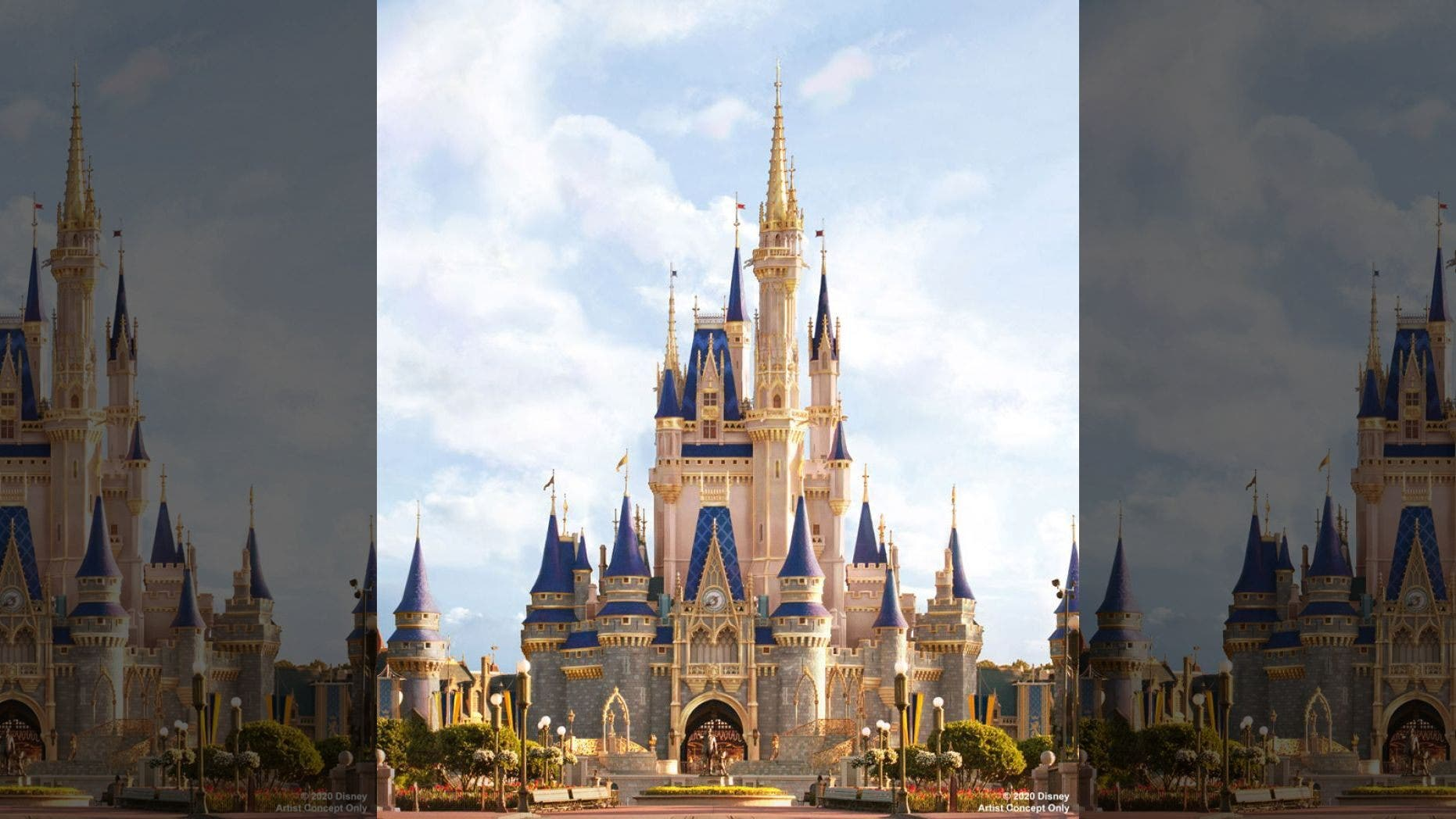 Disney World's 'Cinderella Castle' getting even more magical