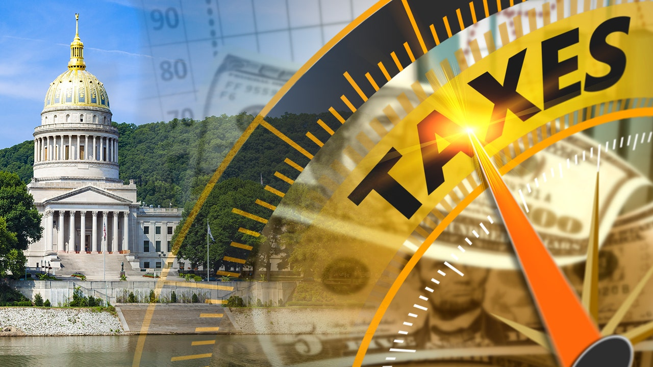 Slowest-growing states all have a progressive income tax