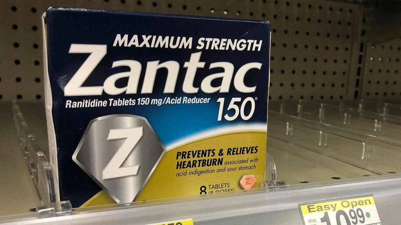 Virginia woman sues Zantac makers claiming medication caused her cancer