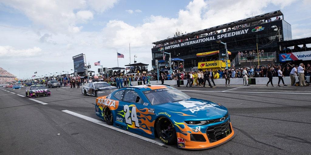 Coronavirus prompts NASCAR, pro sports teams to hold virtual events