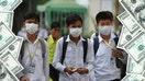 Coronavirus to axe $280B from global wealth engine